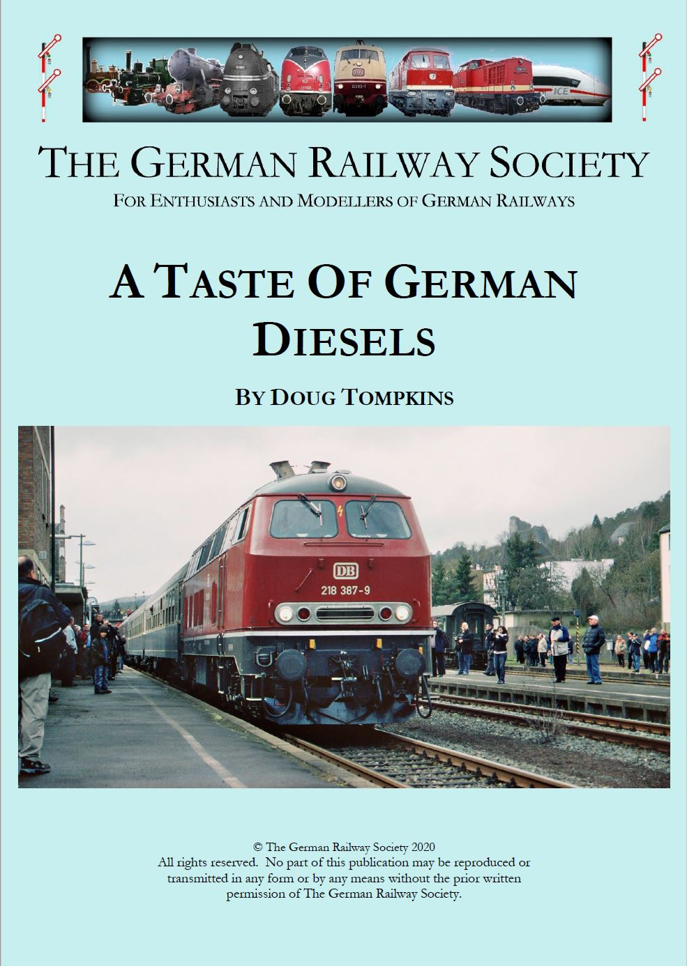 Cover image: A Taste Of German Diesels